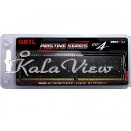 رم کامپیوتر Geil Pristine DDR4( PC4 ) 2400( 19200 ) 8GB CL16 Single Channel