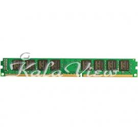 رم کامپیوتر کینگستون ValueRAM 8GB DDR3 1600MHz CL11 Single Channel RAM KVR16N11 8