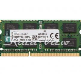 رم لپ تاپ Kingston DDR3L( PC3L ) 1600( 12800 ) 4GB CL11 Single Channel