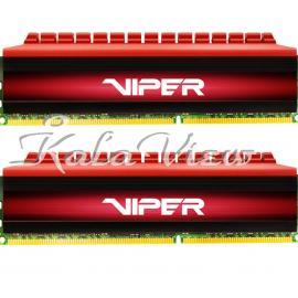 رم کامپیوتر پاتریوت Viper 4 DDR4 3200 CL16 Dual Channel Desktop RAM  32GB