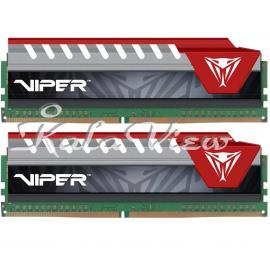 رم کامپیوتر پاتریوت Viper Elite DDR4 2400 CL15 Dual Channel Desktop RAM  16GB