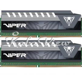 رم کامپیوتر پاتریوت Viper Elite DDR4 2666 CL15 Dual Channel Desktop RAM  32GB