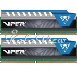 رم کامپیوتر پاتریوت Viper Elite DDR4 3000 CL16 Dual Channel Desktop RAM  16GB