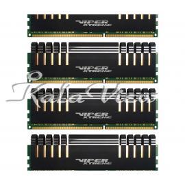 رم کامپیوتر پاتریوت Viper Xtreme DDR4 2400 CL15 Dual Channel Desktop RAM  16GB