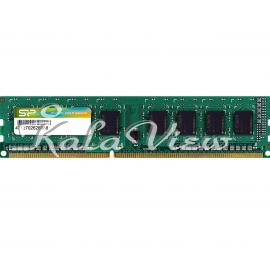 رم کامپیوتر سیلیکون Power DDR3L 1600MHz CL11 Single Channel Desktop RAM  4GB