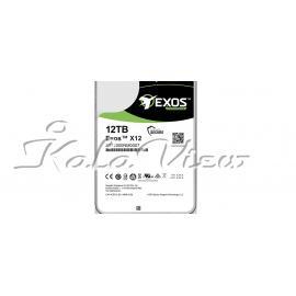 Seagate Exos St12000nm0007 Internal Hard Drive 12Tb