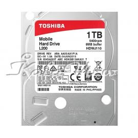 Toshiba L200 Hdwj110 Internal Hard Drive  1Tb