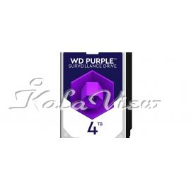 Western Digital Purple Wd40purx Internal Hard Drive 4Tb