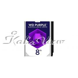 Western Digital Purple Wd81purz Internal Hard Disk 8Tb