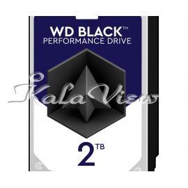 هارد کامپیوتر Western digital Black Wd2003fzex 2Tb