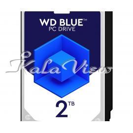 هارد کامپیوتر Western digital Blue Wd20ezrz 2Tb