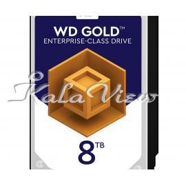 هارد کامپیوتر Western digital Gold Wd8002fryz 8Tb