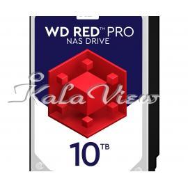 هارد کامپیوتر Western digital Red Pro Wd101kfbx 10Tb