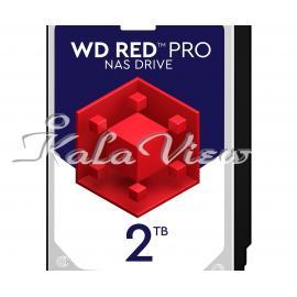 هارد کامپیوتر Western digital Red Pro Wd2002ffsx 2Tb