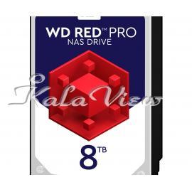 هارد کامپیوتر Western digital Red Pro Wd8001ffwx 8Tb