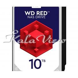 هارد کامپیوتر Western digital Red Wd100efax 10Tb