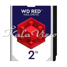 هارد کامپیوتر Western digital Red Wd20efrx 2Tb