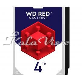 هارد کامپیوتر Western digital Red Wd40efrx 4Tb