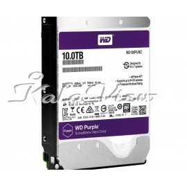 Western Digital Purple Wd100purz Internal Hard Disk 10Tb