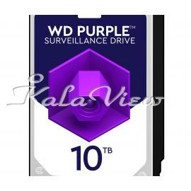 هارد کامپیوتر وسترن Digital Purple WD100PURZ Disk 10TB