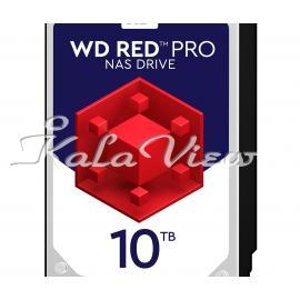 Western Digital Red Pro Wd101kfbx Internal Hard Drive 10Tb