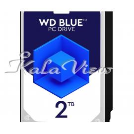 هارد کامپیوتر وسترن Digital Blue WD20EZRZ Drive 2TB