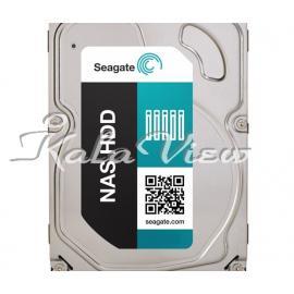 هارد کامپیوتر سیگیت NAS 4TB 64MB Cache  ST4000VN000