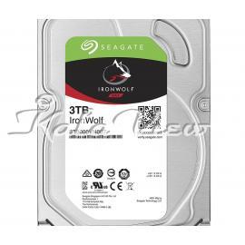 هارد کامپیوتر سیگیت IronWolf ST3000VN007   3TB