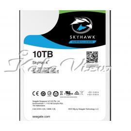 هارد کامپیوتر سیگیت SkyHawk ST10000VX0004   10TB