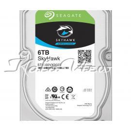 هارد کامپیوتر سیگیت SkyHawk ST6000VX0023   6TB