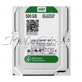 هارد کامپیوتر وسترن Digital Green WD5000AZRX   500GB