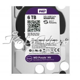 هارد کامپیوتر وسترن Digital NV Purple WD6NPURX   6TB