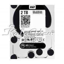 Western Digital Black WD2003FZEX Internal Hard Drive  2TB