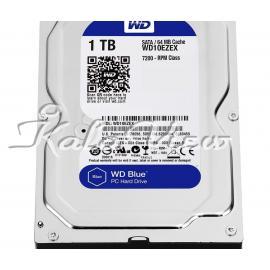 هارد کامپیوتر وسترن Digital Blue WD10EZEX   1TB
