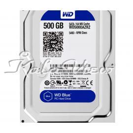 هارد کامپیوتر وسترن Digital Blue WD5000AZRZ   500GB