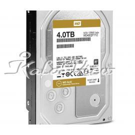 هارد کامپیوتر وسترن Digital Gold WD4002FYYZ   4TB