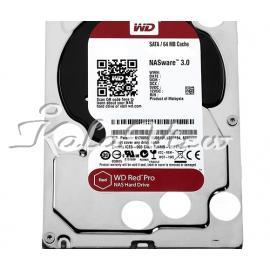 هارد کامپیوتر وسترن Digital Red Edition Pro 4TB 64MB Cache  WD4001FFSX
