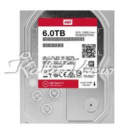 هارد کامپیوتر وسترن Digital Red Pro WD6002FFWX   6TB