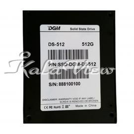 هارد اس اس دی کامپیوتر Dgm SS900 internal SSD  512GB