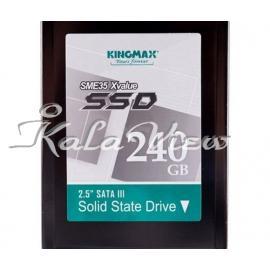 هارد اس اس دی کامپیوتر کینگ مکس SME35 Xvalue SSD  240GB