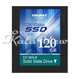 هارد اس اس دی کامپیوتر کینگ مکس SMU35 Client Pro SSD  120GB