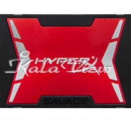 هارد اس اس دی کامپیوتر کینگستون HyperX Savage SSD Upgrade Bundle Kit  120GB