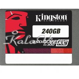 هارد اس اس دی کامپیوتر کینگستون KC300 SSD  240GB