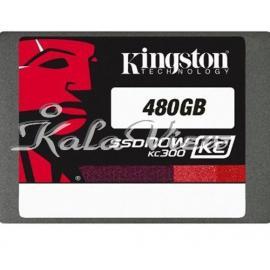 هارد اس اس دی کامپیوتر کینگستون KC300 SSD  480GB