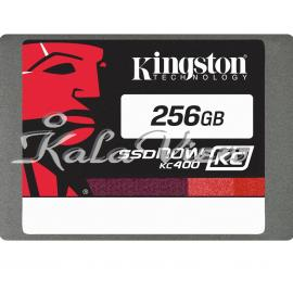 هارد اس اس دی کامپیوتر کینگستون KC400 SSD With Upgrade Bundle Kit  256GB