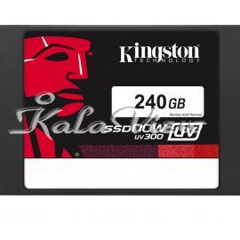 هارد اس اس دی کامپیوتر کینگستون UV300 SSD  240GB