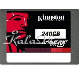 هارد اس اس دی کامپیوتر کینگستون V300 B7A SSD  240GB