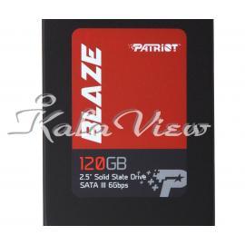 هارد اس اس دی کامپیوتر پاتریوت Blaze SSD  120GB