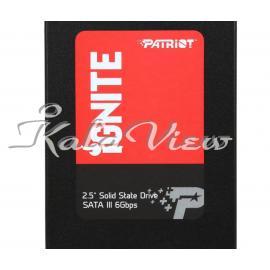 هارد اس اس دی کامپیوتر پاتریوت Ignite SSD  960GB