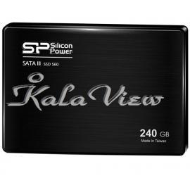 هارد اس اس دی کامپیوتر سیلیکون Power S60 Sata III SSD  240GB